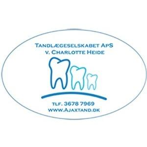 Tandlægeselskabet Charlotte Heide logo