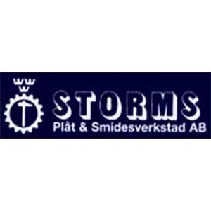 Storms Plåt- & Smideverkstad AB logo