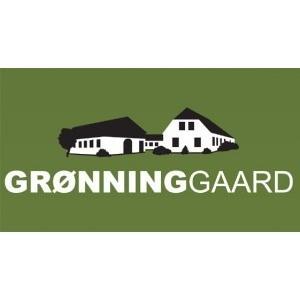 Grønninggaard Planteolie logo
