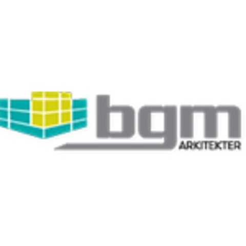BGM Arkitekter AS logo