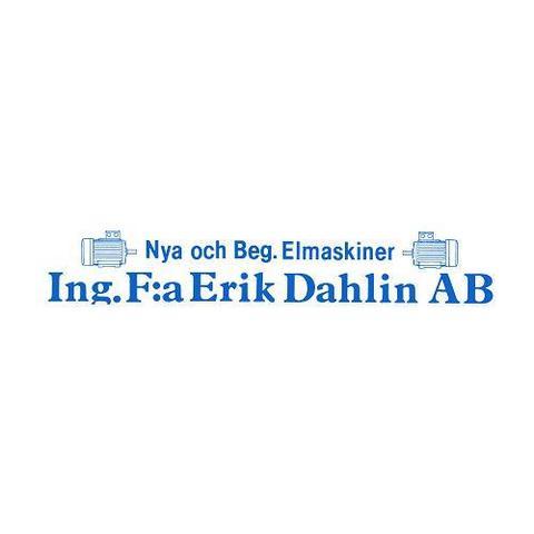 Ingenjörsfirman Erik Dahlin AB logo