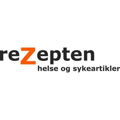 Rezepten helse og sykeartikler logo