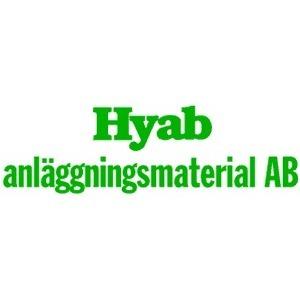 Hyab Anläggningsmaterial AB logo