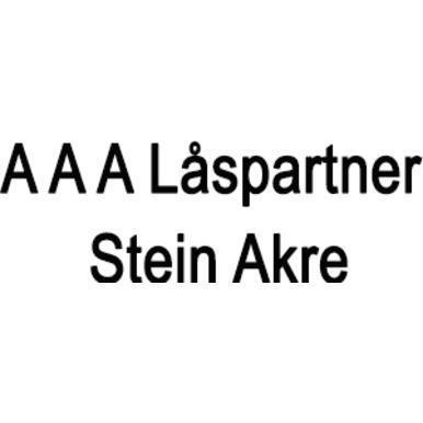 A A A Låspartner Stein Akre logo