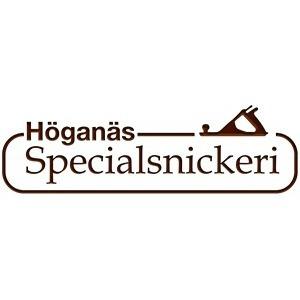 Höganäs Specialsnickeri logo