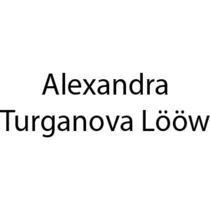 Alexandra Turganova Lööw logo