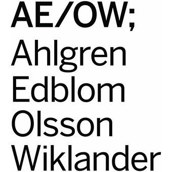 Ahlgren Edblom Olsson Wiklander Arkitekter AB logo