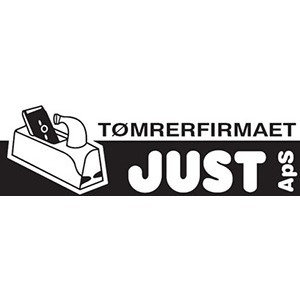 Tømrerfirmaet Just ApS logo