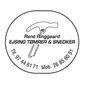 Ejsing Tømrer- & Snedkerforretning ApS logo