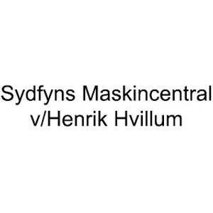 Sydfyns Maskincentral v/Henrik Hvillum logo