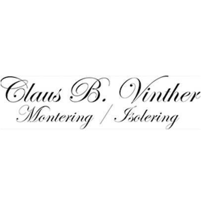 Montering / Isolering Claus B. Vinther logo