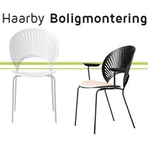 Haarby Boligmontering logo