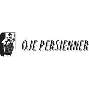 Öje Persienner logo