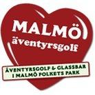 Malmö Äventyrsgolf, Ben & Jerrys Folkets Park logo