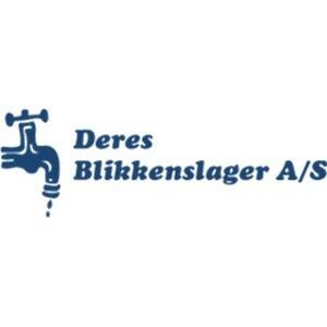 Deres Blikkenslager A/S logo