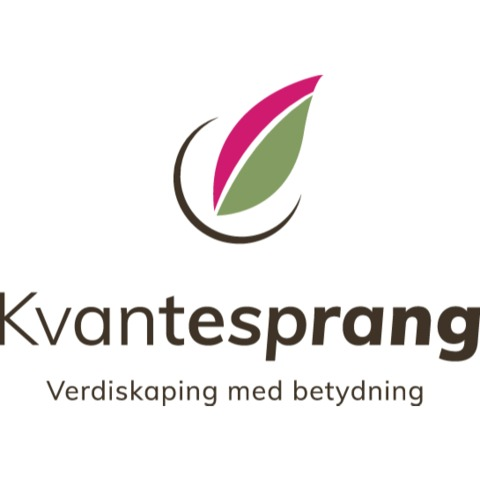 Kvantesprang AS logo