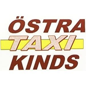 Östra Kinds Taxi logo