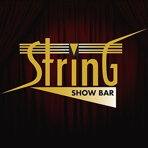 String Showbar logo