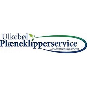 Ulkebøl PlæneklipperService logo