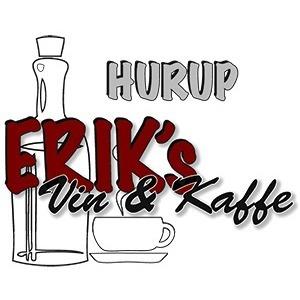 Eriks Vin og Kaffe logo