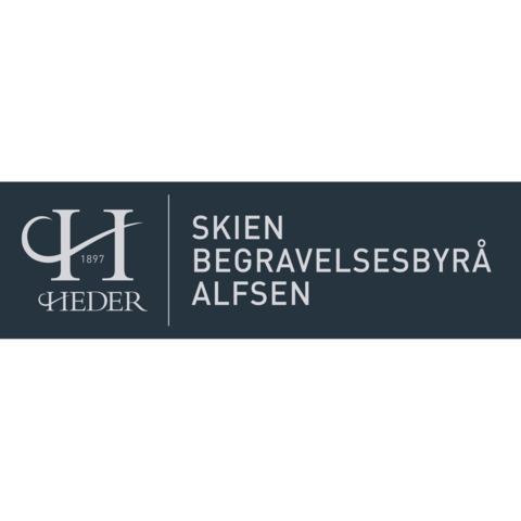 Skien Begravelsesbyrå Alfsen logo