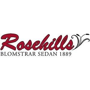 Rosehills Blommor AB logo