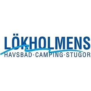 Lökholmens Camping logo