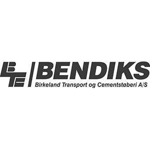 Bendiks Birkeland Transport og Sementstøperi AS logo
