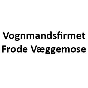 Vognmandsfirmaet Frode Væggemose logo