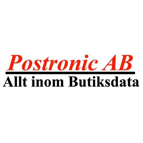 Postronic AB logo