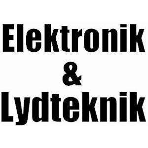 Elektronik & Lydteknik logo