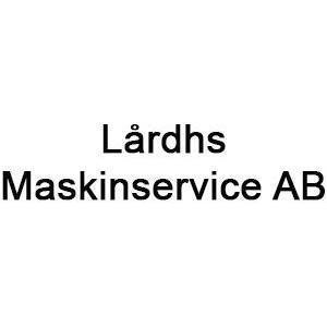 Lårdhs Maskinservice AB logo