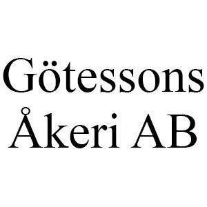 Götessons Åkeri AB, I logo