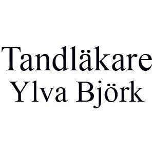 Tandläkare Björk Ylva logo