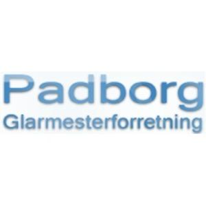 Padborg Glarmesterforretning logo