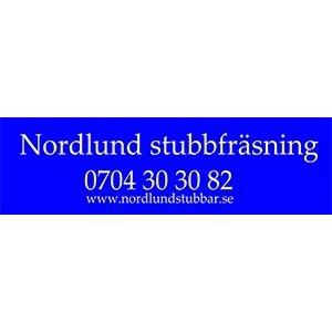 Nordlund stubbfräsning logo