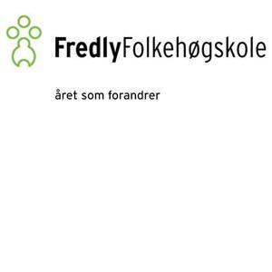 Fredly folkehøgskole logo