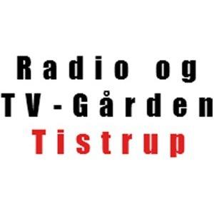 Radio og TV-Gården Tistrup logo