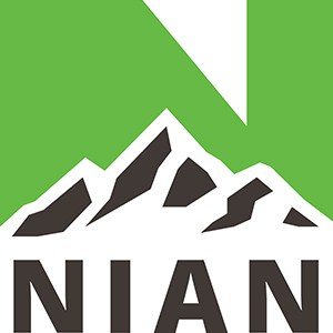 Nian, AB logo