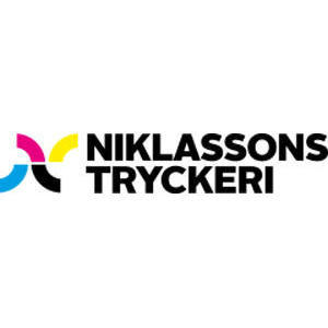 Niklassons Tryckeri logo