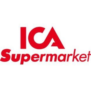 ICA Supermarket Lejonet logo