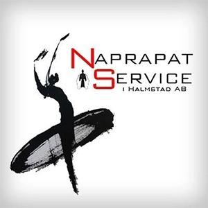 Naprapatservice I Halmstad AB logo