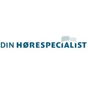 Din Hørespecialist logo