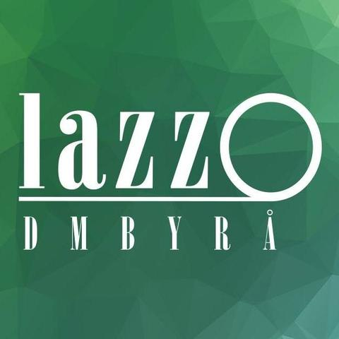 Lazzo DM Byrå logo