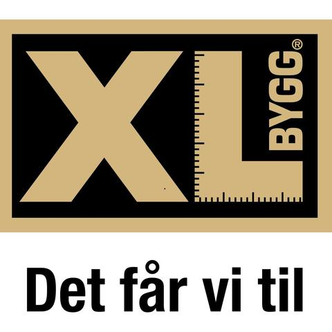 XL-BYGG Knatterudfjellet avd. Moss logo