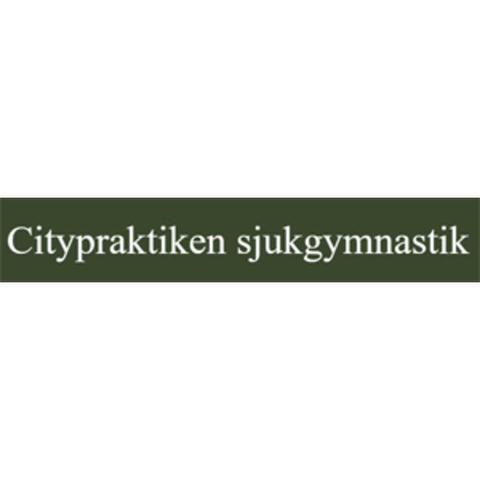 Citypraktiken Sjukgymnastik logo