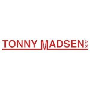 Tonny Madsen A/S Svendborg logo