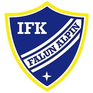 I F K Falun Alpin logo
