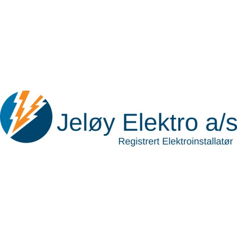 Jeløy Elektro AS logo