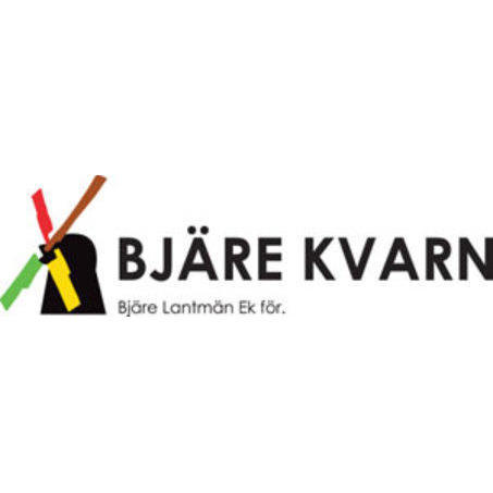 BJÄRE KVARN - Bjäre Lantmän Ek. förening logo